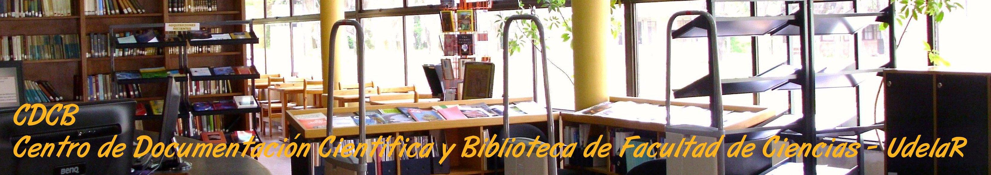 Centro de Documentación Científica y Biblioteca