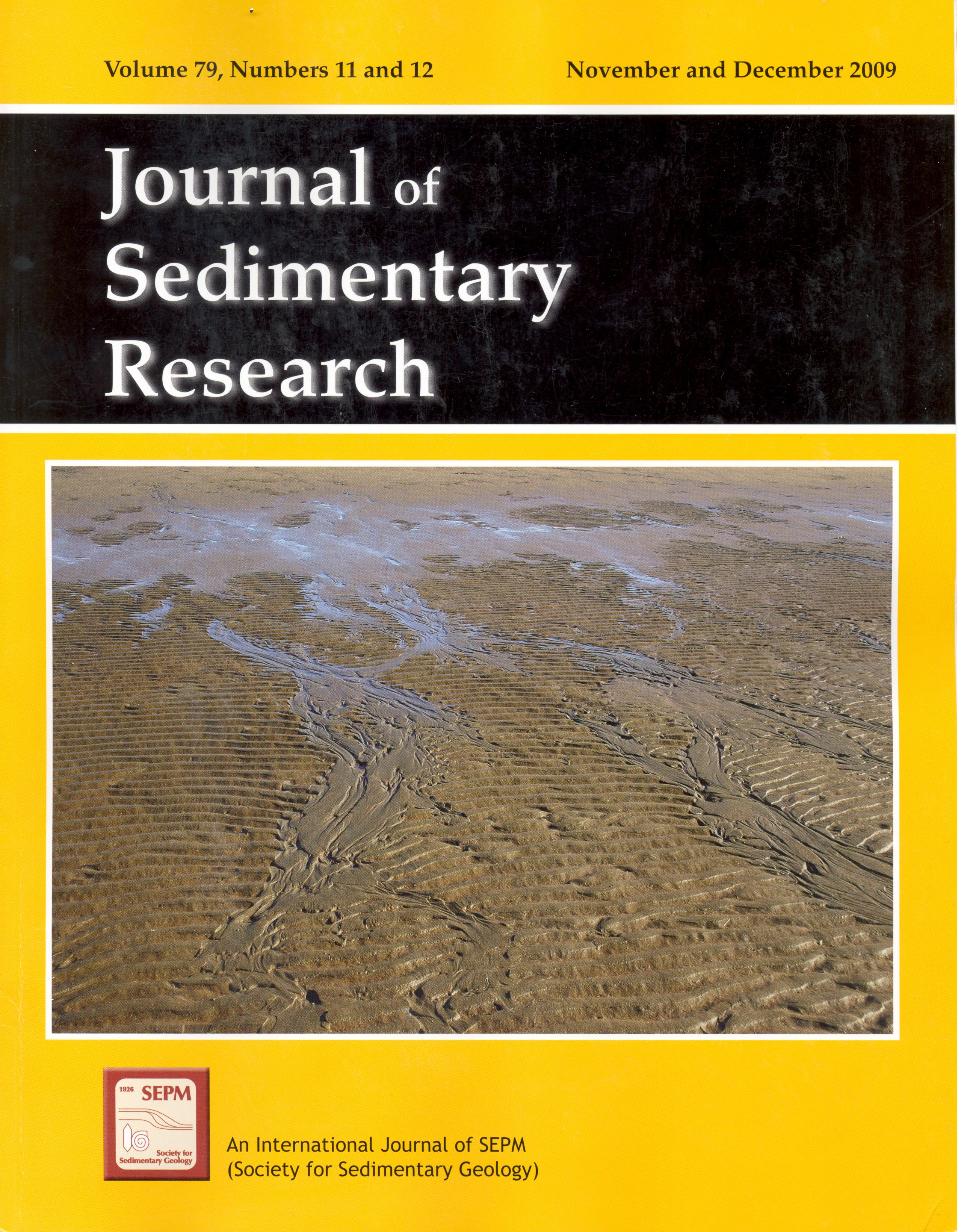 Journal of Sedimentary Research